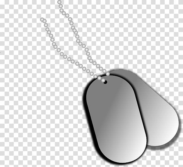 Dog tag Military Dogs in warfare , Military Dog transparent.