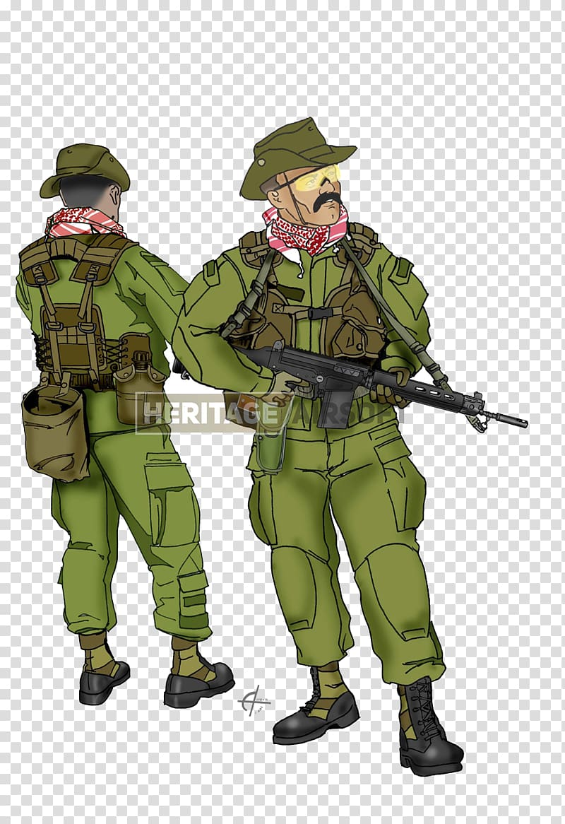 Soldier Military junta Army Airsoft, military transparent.