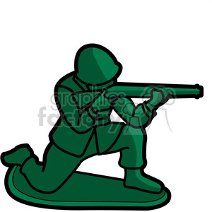 toy military soldier illustration graphic clipart. Royalty.