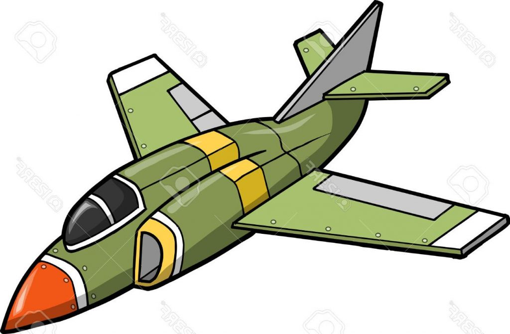 Fighter plane clipart 4 » Clipart Station.