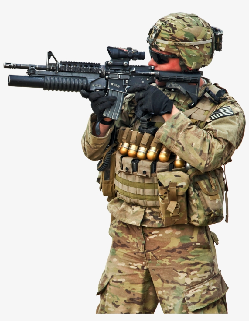 Military Soldier Png Clip Art Library Download.