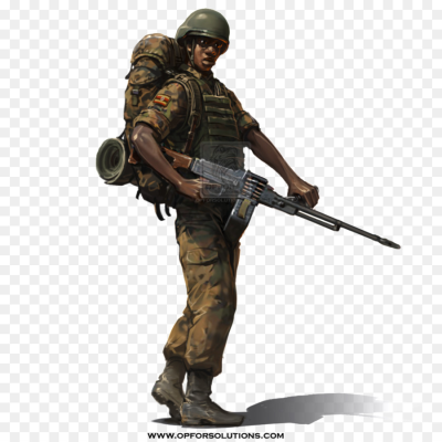Download Free png Download Free png Uganda Soldier Military Army.