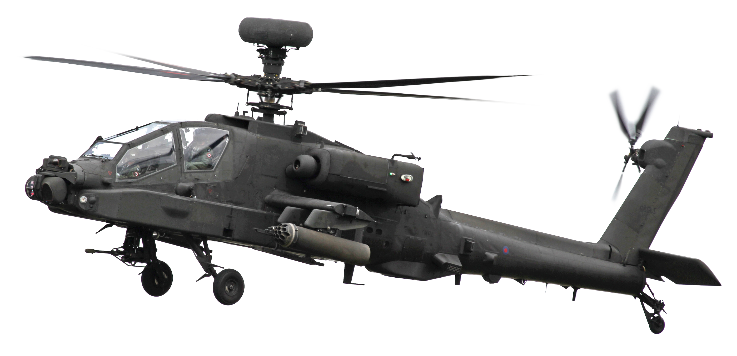 Army Helicopter PNG Transparent Free Images.