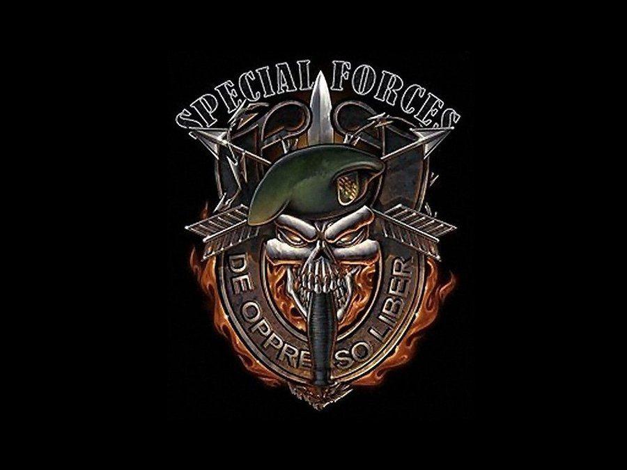 U.S. Army Rangers Logo.