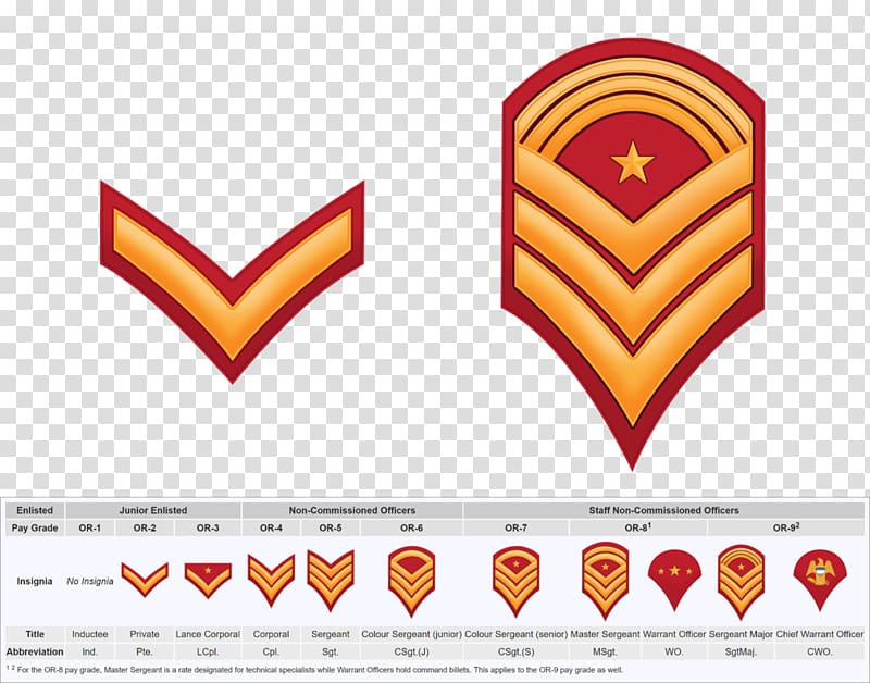 Sergeant major United States Army enlisted rank insignia.
