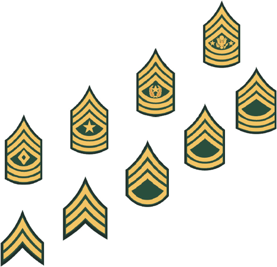 Army Ranks Clipart 20 Free Cliparts