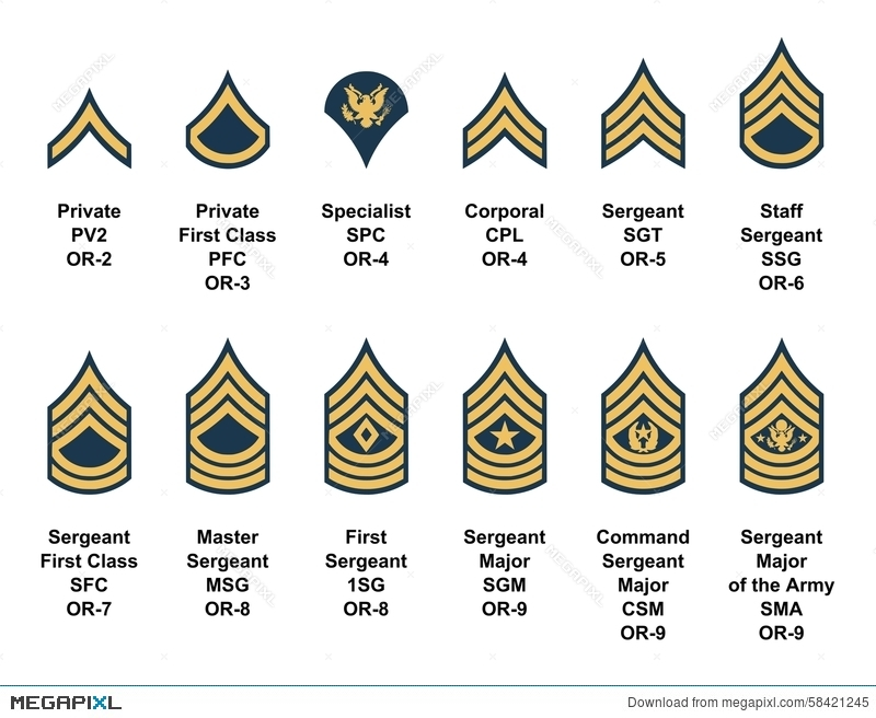 army ranks clipart 20 free Cliparts | Download images on ...