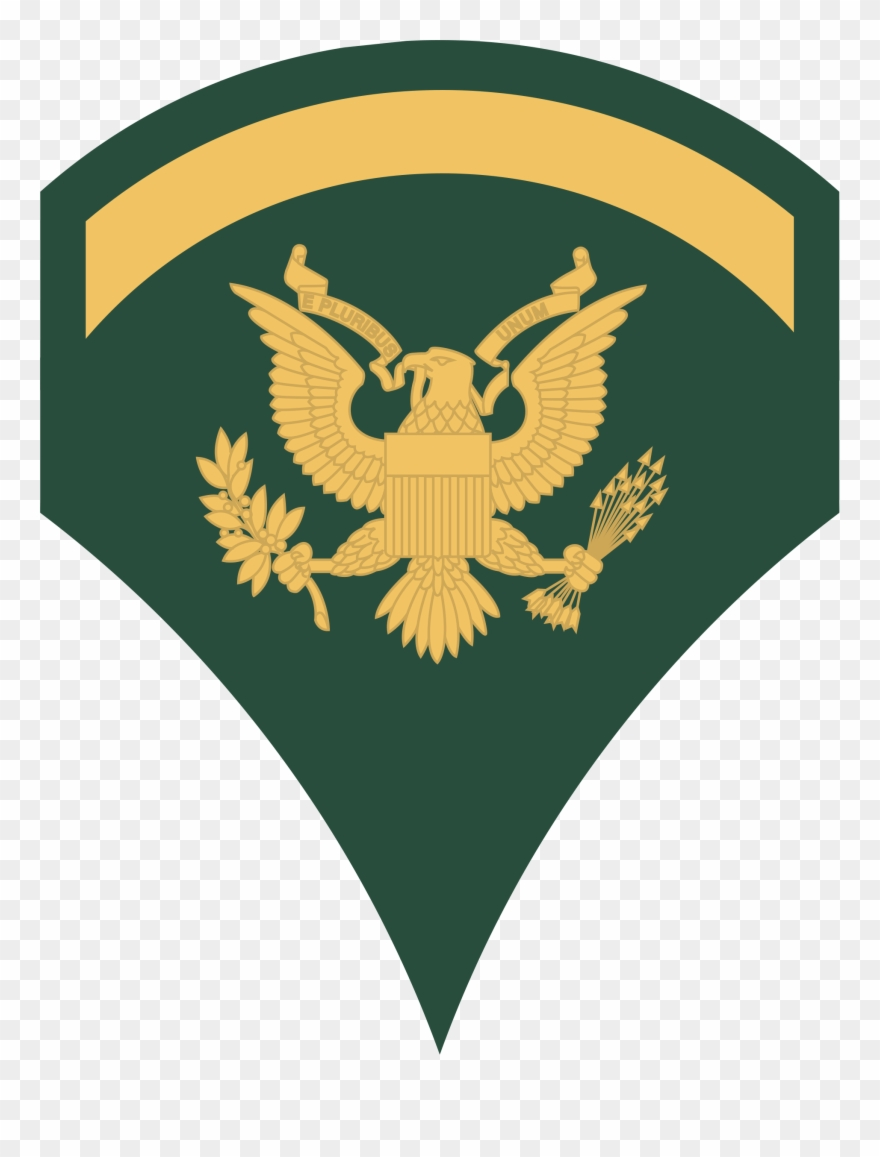 Us Army Rank Png Clipart (#2204155).