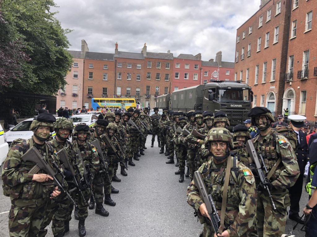 Reserve Defence Forces (Ireland) on Twitter: \