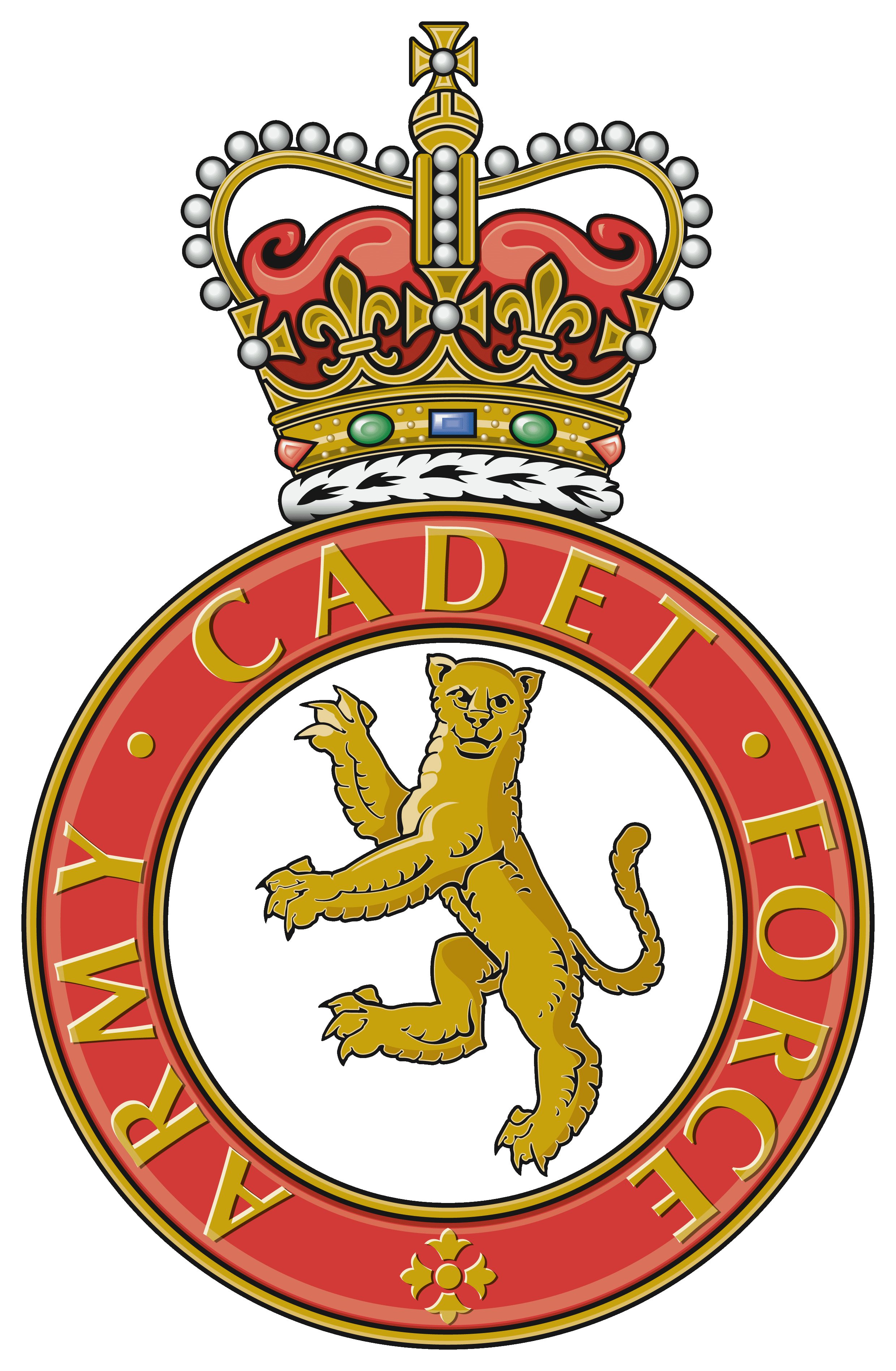 Army Cadet Force.