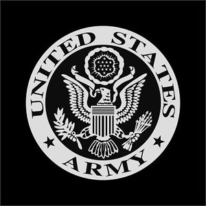 Details about US Army Seal Military Vinyl Decal Sticker Window Wall Car.