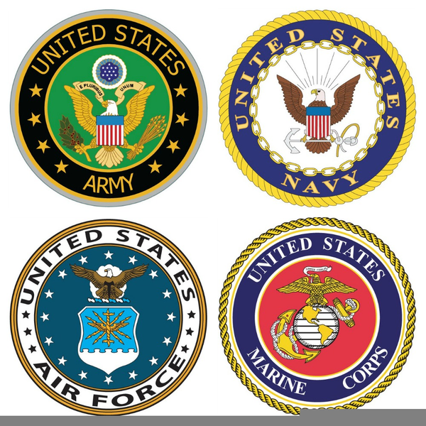 Military Seals Clipart & Free Clip Art Images #15959.
