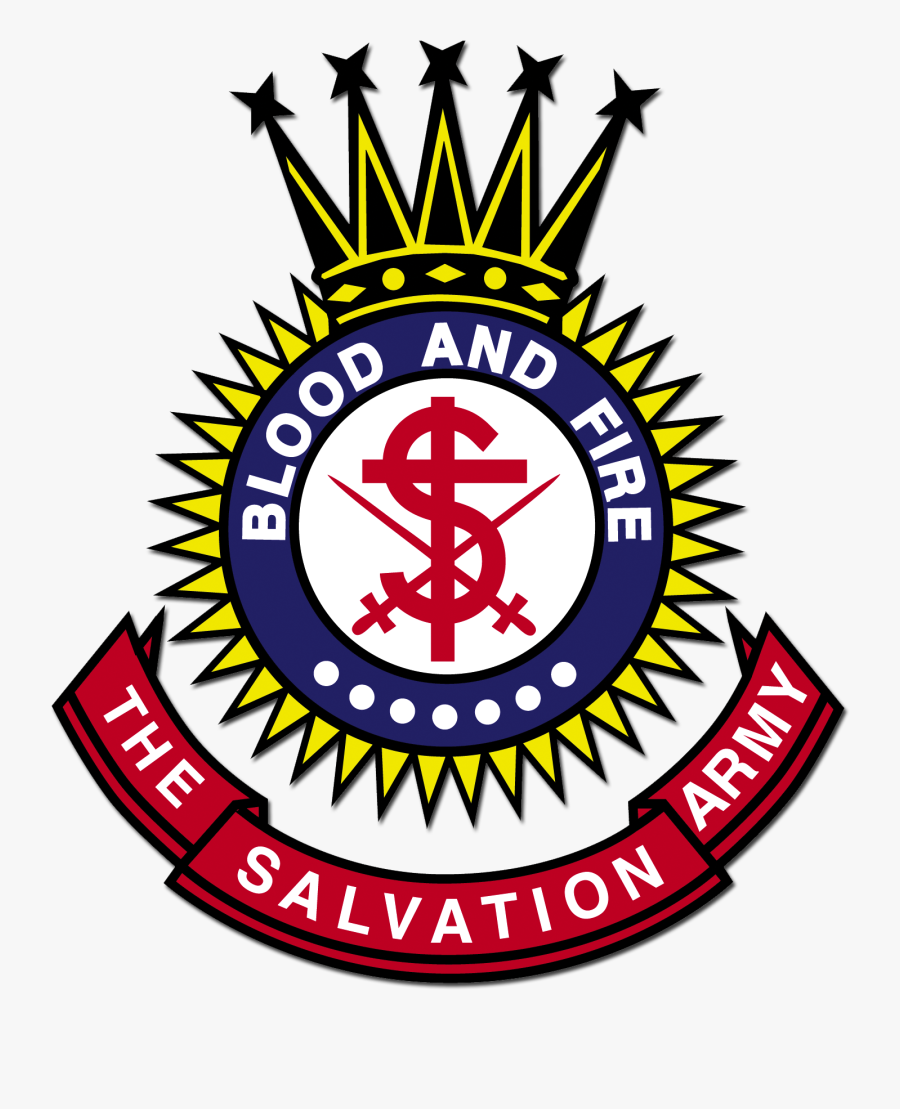 Salvation Army Shield Png.