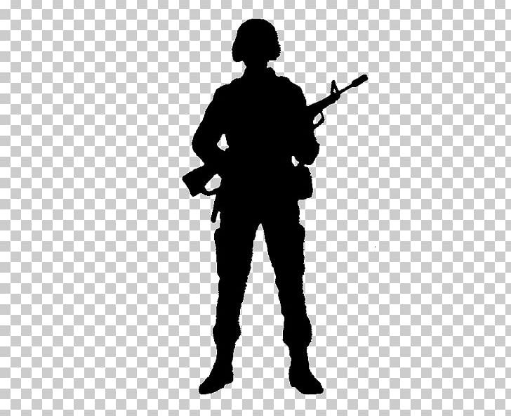 Soldier Military Silhouette PNG, Clipart, Army, Art, Black.