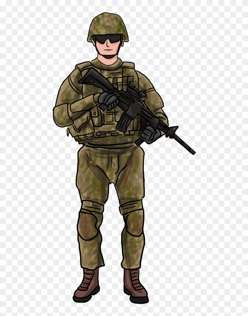 Png Soldiers Clip Art.
