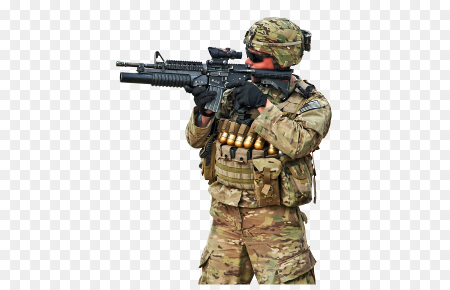 Soldier Military Infantry.