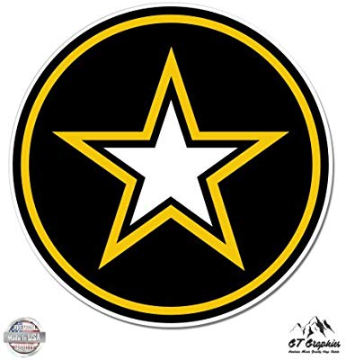 US Army Star Circle.