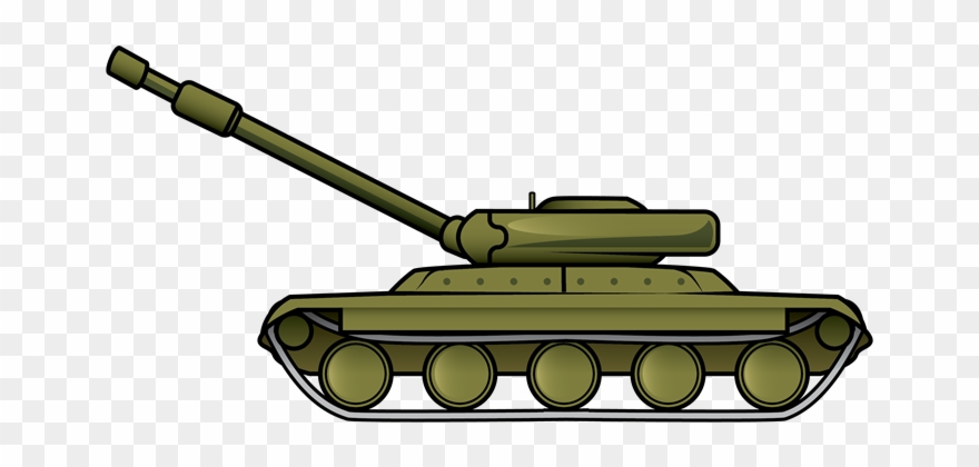 This Military Tank Clip Art Is Great For Use On Your.