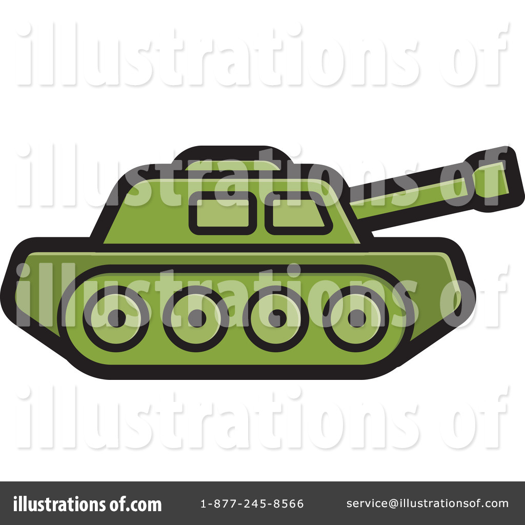 Military Tank Clipart #1252616.