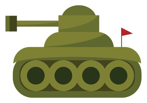 Army tank clipart 1 » Clipart Station.