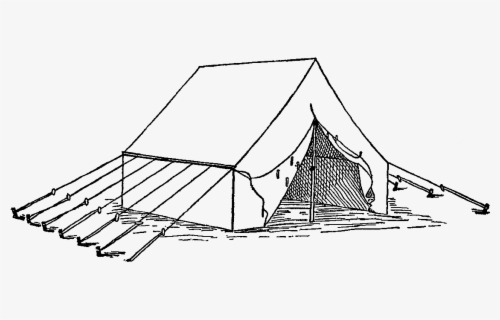 Free Tent Clip Art with No Background.