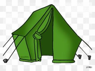 Tent Clipart Cartoon.
