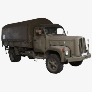 Old, Truck, Military, Vehicle, Transport.