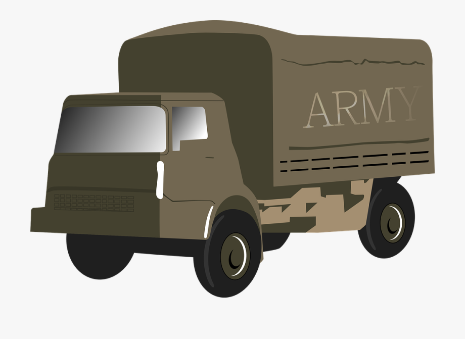 Military Tank Clipart Army Truck.
