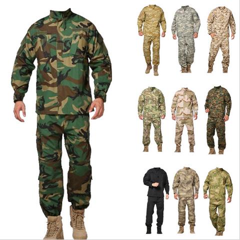 Cs Digital Desert Dd Military Bdu Us Army Training Uniform Combat Uniforms  Camouflage Military Uniform.