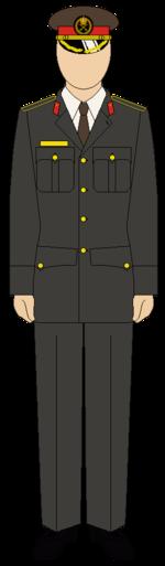 Egyptian Army Uniform.