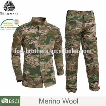 Hot Sale Desert Indian Army Dress Uniforms,Merino Wool Indian Army Uniforms.