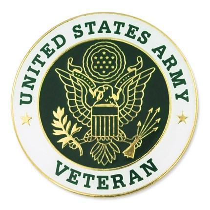 U.S. Army Veteran Pin.