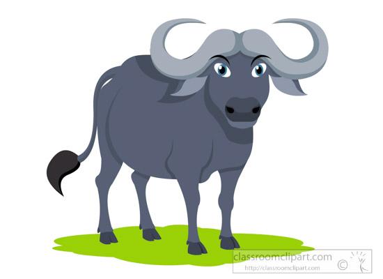 Buffalo clipart water buffalo, Buffalo water buffalo.