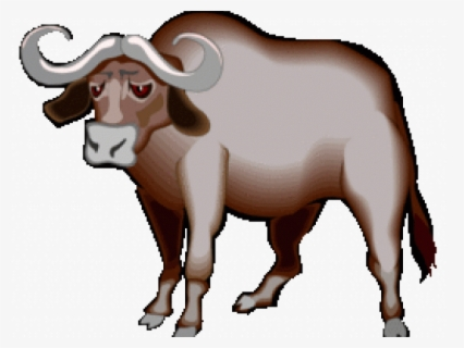 Free Buffalo Clip Art with No Background.