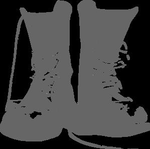 Army Boots Clip Art at Clker.com.