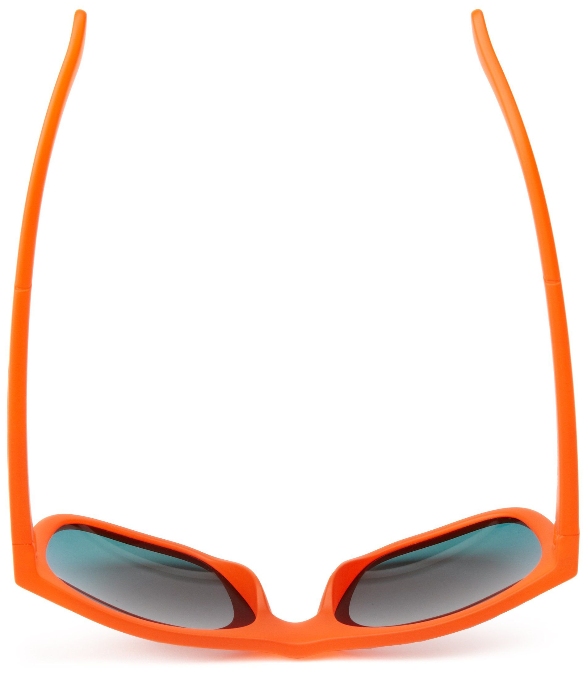 Arnette Fire Drill AN414320 Iridium Sport SunglassesOrange55.