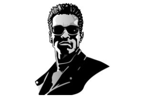 Arnold clipart.