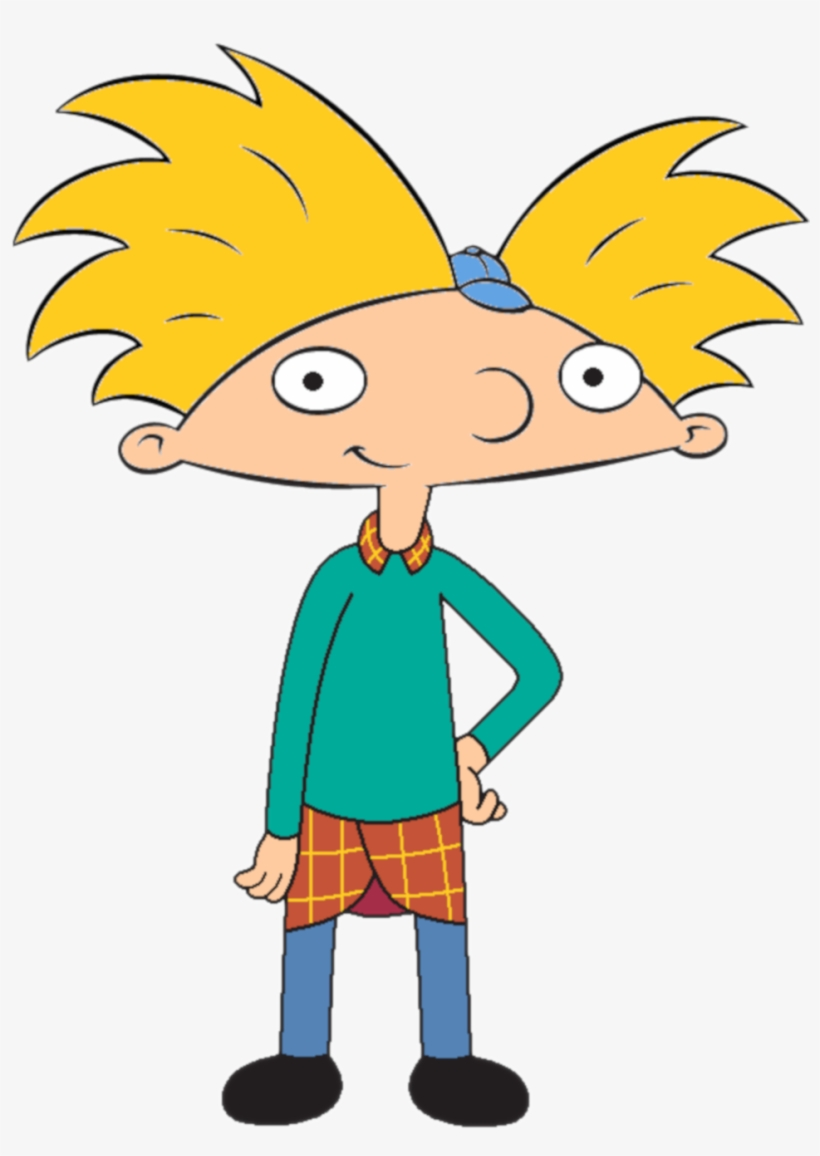 Hey Arnold PNG Image.
