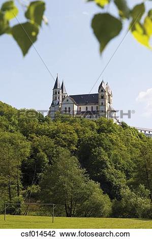 Stock Photo of Europe, Germany, Rhineland.