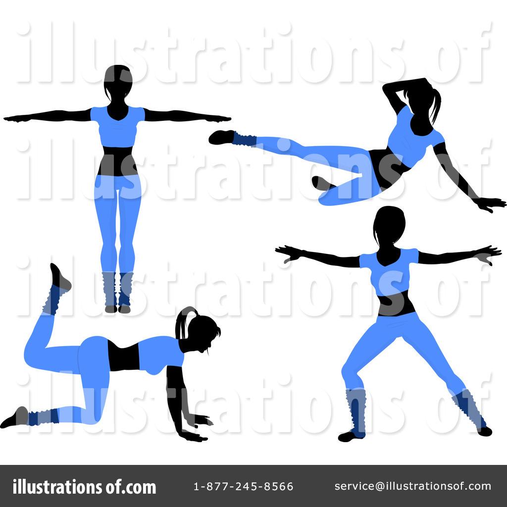 Aerobics Clipart #1049419.