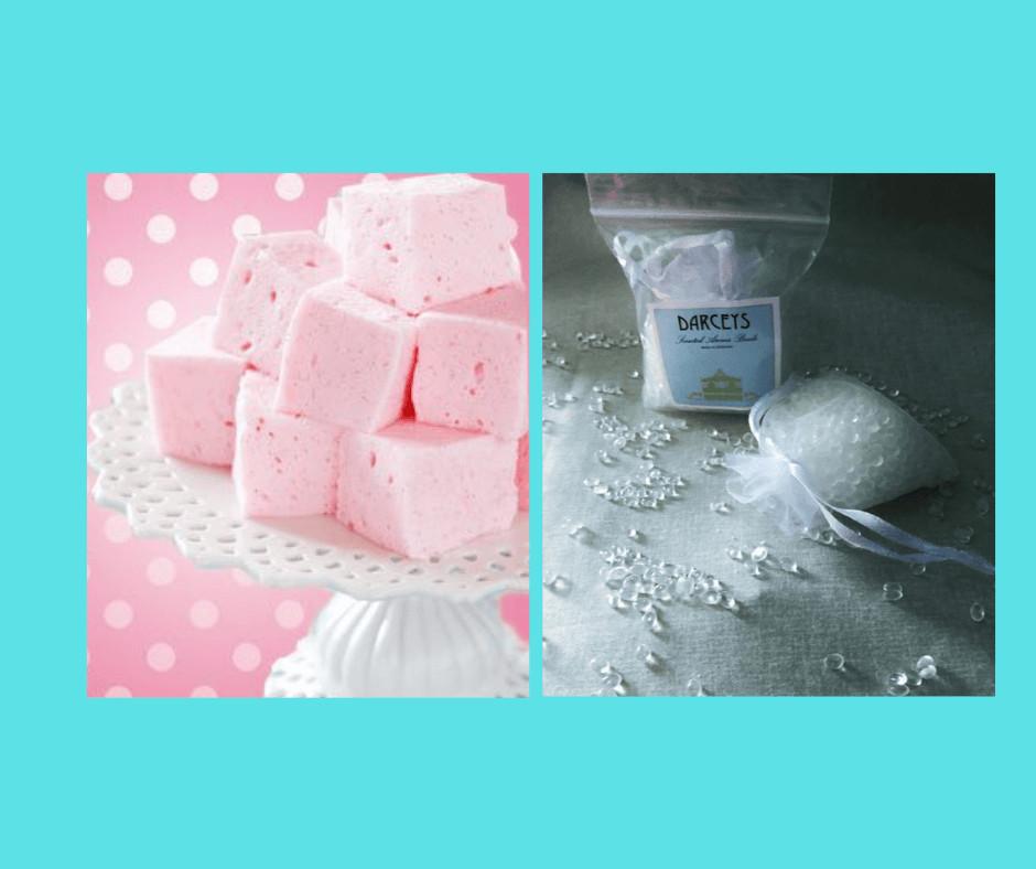 Pink Sugar Aroma Beads.