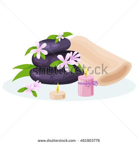Aroma Oil Massage Stock Photos, Royalty.