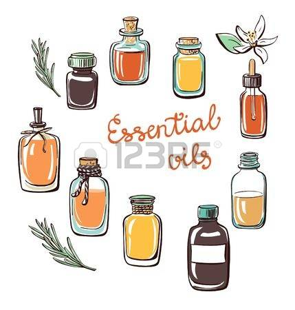 885 Essential Oil Bottles Stock Illustrations, Cliparts And.