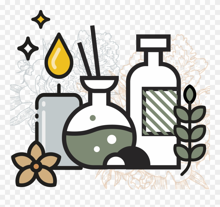 Aromatherapy Clipart (#2865762).