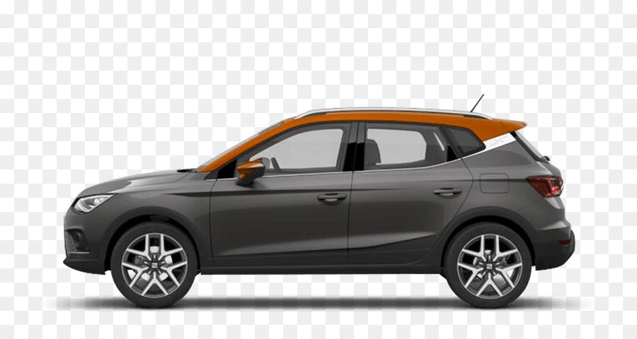 Seat Arona Car png download.