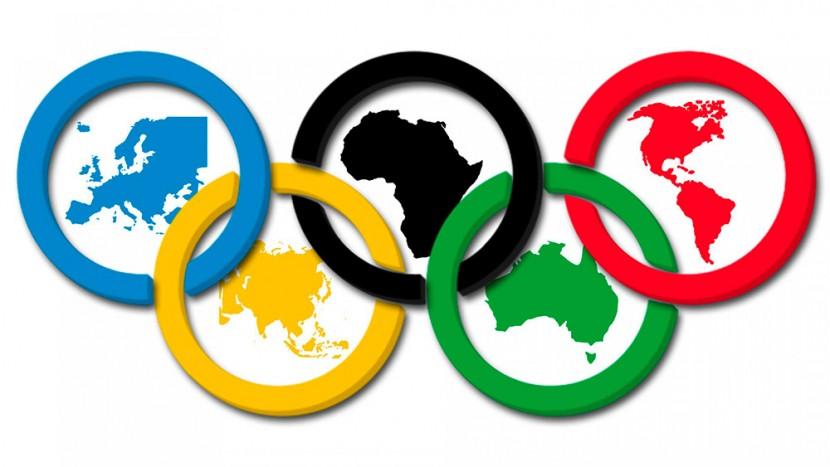 Los aros olímpicos, un símbolo que identifican 9 de cada 10 personas.
