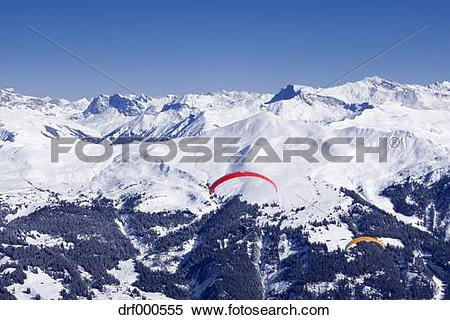 Stock Image of Switzerland, Graubuenden, Arosa, Weisshorn.