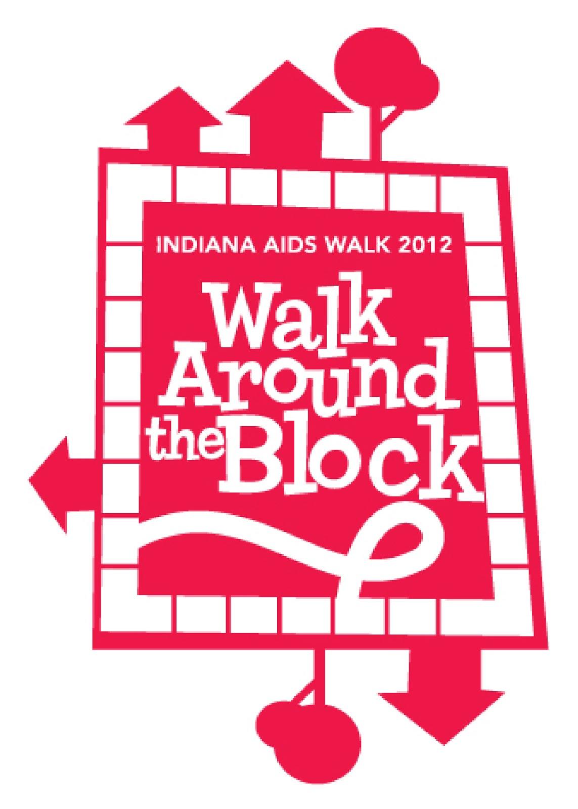 Walk around the block with us.