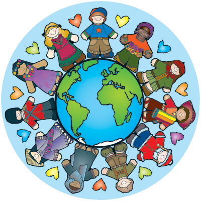 Free Children Of The World Clipart, Download Free Clip Art, Free.