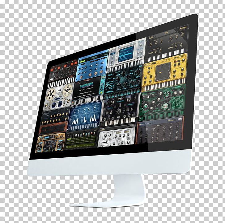 Korg Computer Software ARP Odyssey IMac PNG, Clipart.